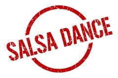 sello de la danza de la salsa libre illustration