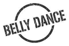 sello de la danza de vientre libre illustration
