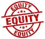 Sello de la equidad libre illustration