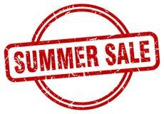 Sello de la venta del verano libre illustration