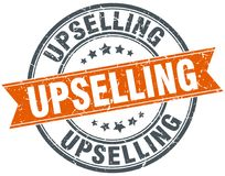 Sello de Upselling libre illustration
