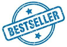 Sello del bestseller ilustración del vector