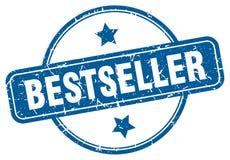 Sello del bestseller stock de ilustración