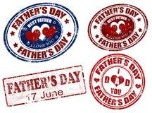 sello del día de padre