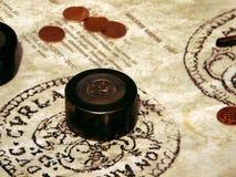 Sello del dinero Imagen de archivo libre de regalías