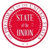 Sello del Estado de la Unión libre illustration