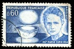 Sello del francés de la vendimia Fotografía de archivo
