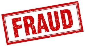 Sello del fraude stock de ilustración