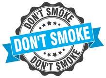 Sello del humo del ` t de Don Sello ilustración del vector