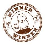 Sello del perro libre illustration