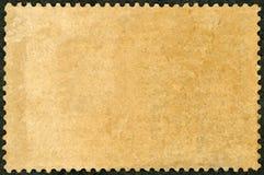 Sello en blanco Imagen de archivo