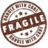 Sello frágil Fotografía de archivo libre de regalías