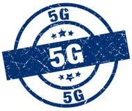 sello 5g Ilustración del Vector