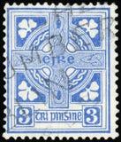 Sello - Irlanda Imagen de archivo
