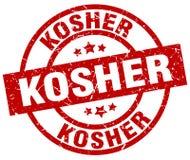 Sello kosher stock de ilustración