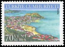 Sello - Turkie Fotografía de archivo libre de regalías