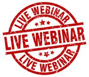 Sello webinar vivo