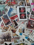 sellos foto de archivo libre de regalías