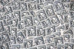 Sellos de Lincoln Fotografía de archivo