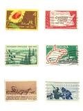 Sellos: Sellos de la vendimia de los E.E.U.U. Fotos de archivo