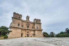 Selmun Castle located in Malta Stock Images