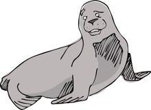 Selo ártico Fotografia de Stock Royalty Free