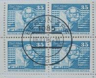 Selo alemão Imagem de Stock