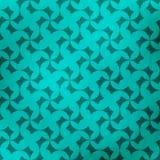 Selo azul Foto de Stock Royalty Free