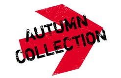 Selo da coleção do outono Fotos de Stock Royalty Free