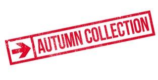 Selo da coleção do outono Foto de Stock Royalty Free