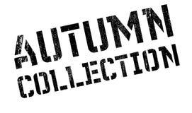 Selo da coleção do outono Fotos de Stock