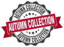 Selo da coleção do outono Foto de Stock