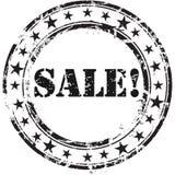 Selo da venda ilustração stock