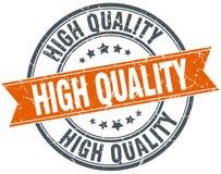 Selo de alta qualidade ilustração do vetor