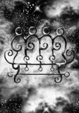 Selo de Paymon Imagens de Stock Royalty Free
