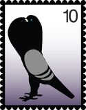 Selo de porte postal 10 Imagens de Stock Royalty Free