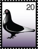 Selo de porte postal 20 Fotografia de Stock Royalty Free