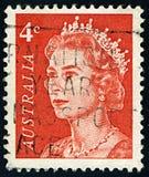 Selo de porte postal. Fotos de Stock Royalty Free