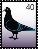 Selo de porte postal 40 Foto de Stock