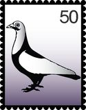 Selo de porte postal 50 Fotografia de Stock Royalty Free