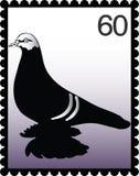 Selo de porte postal 60 Imagem de Stock