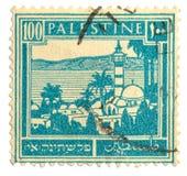 Selo de porte postal do vintage Imagem de Stock