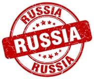 Selo de Rússia ilustração do vetor