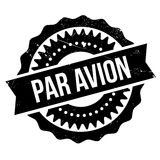 Selo do avion da paridade Foto de Stock Royalty Free