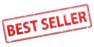 Selo do melhor vendedor ilustração royalty free
