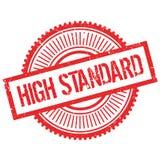 Selo do padrão elevado ilustração royalty free
