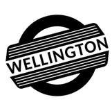 Selo do preto de Wellington ilustração stock