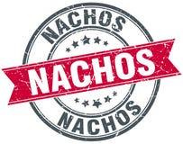 selo dos nachos ilustração royalty free