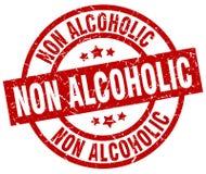 selo não alcoólico ilustração do vetor