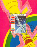 Selo postal Imagens de Stock Royalty Free